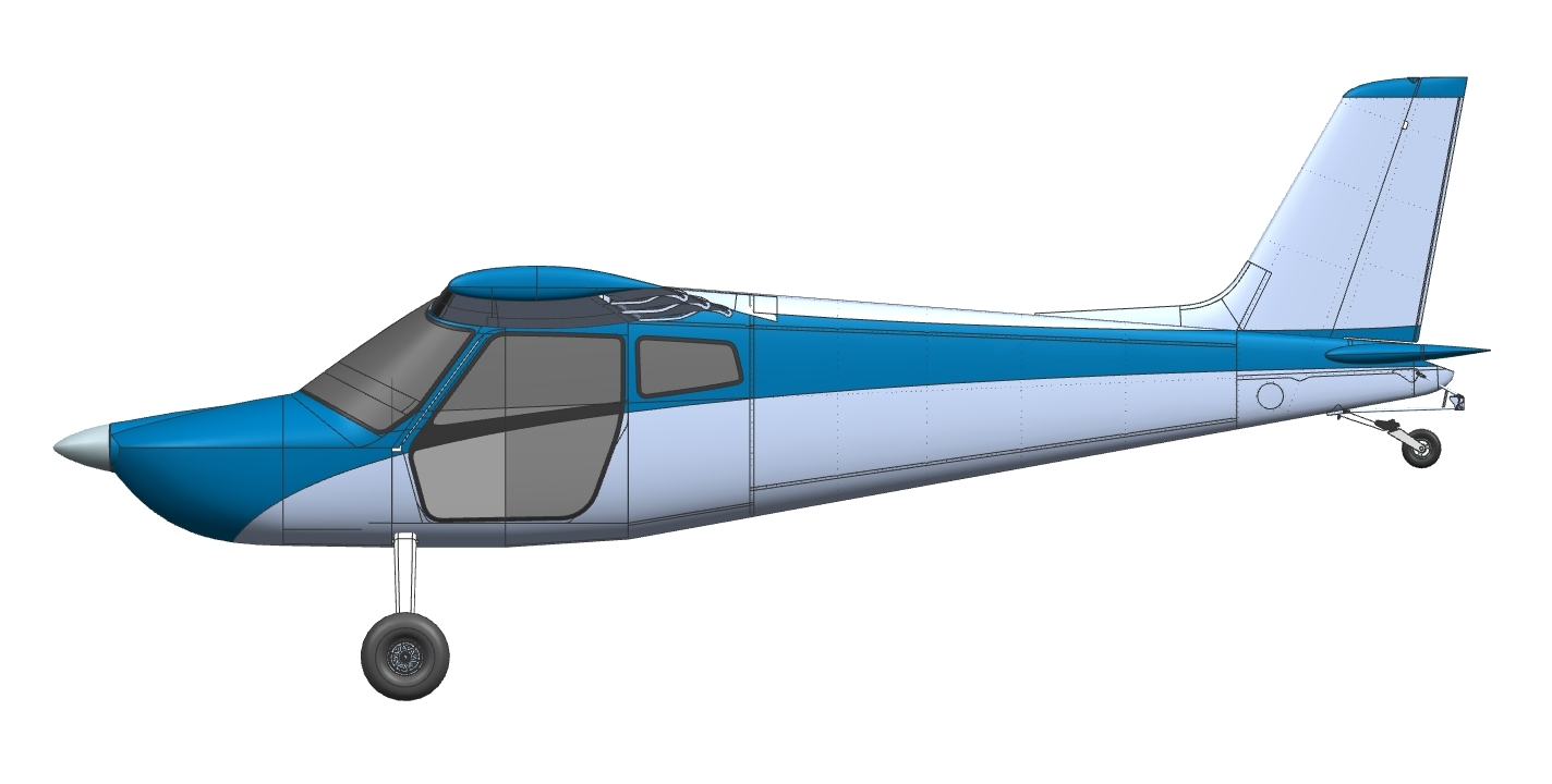Seriøst STOL CRUISER - DIRECT FLY DY-05